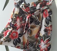 Cvijetne hlače 36