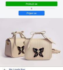 NOVA My lovely bag Alexia