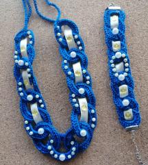 Narukvica i ogrlica