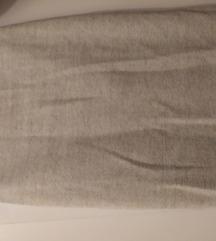 Zara pencil pletena suknja