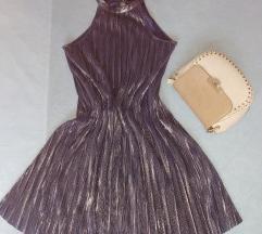 Nova plisirana haljina SNIŽENO