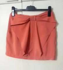 H&M suknja bow  40broj  ,uklj.pošt.