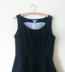H&M crna haljinica