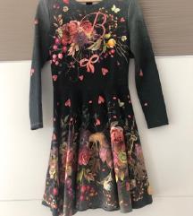 *SNIZENO*  !! Boudoir haljina dugih rukava