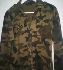 Military košulja/jakna