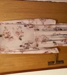 Prozirna cvjetna haljina 😍