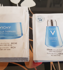 Vichy Aqualia Thermal Bogata krema + GRATIS Serum