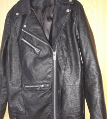 Kozna crna jakna Akcija