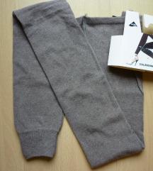 Pamučne čarape štrample bez stopala, M/L