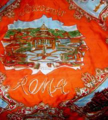 marama vintage suvenir Roma Rim