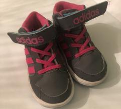 Adidas tenisice za djevojčice broj 21