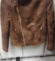 Desigual kožna jakna