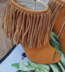 Cipele otvorenih prstiju