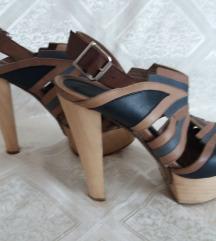 MARNI kožne sandale