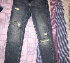 Jeans uske hlace