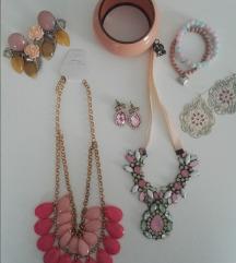 Lot rozi nakit