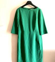 Cos pencil haljinka, otrovno zelena