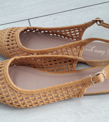 Nove žute sandale