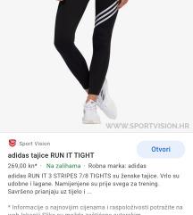 Adidas tajice,postarina gratis