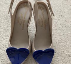 Vivienne Westwood x Melissa gumene cipele na petu