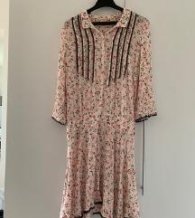 [NOVO] Zadig & Voltaire haljina (Raspail Print)