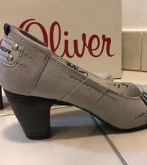 Kožne ženske Cipele - S'Oliver