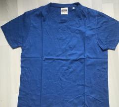 Plava majica kratkih rukava