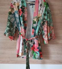 Kimono mantil zara novo
