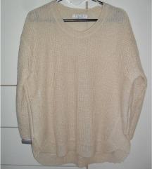 Bež Amisu knitwear lagana vestica