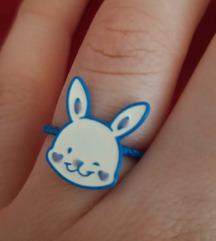 Prsten sa zečićem