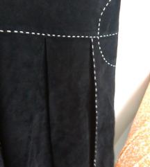 NEED YOU 280eur Nova kožna crna suknja