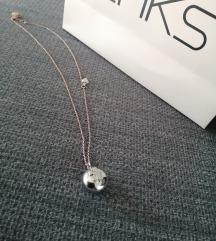 Zaks srebrni lančić