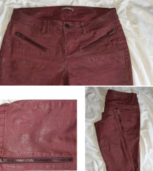 Orsay bordo hlače M