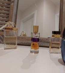 Lot parfema Ck,C'hloe,D&G ,ysl