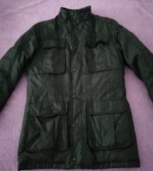 Muška duga jakna Zara L. akcija 250kn do 6.10