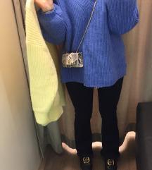 MOHITO pulover+ZARA traperice