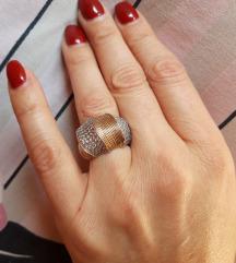 Vintage prsten 925