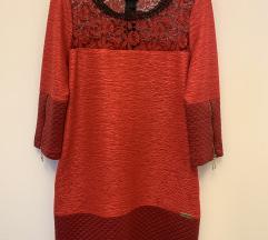 Crvena haljina/ tunika