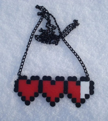 Ogrlica sa tri srca, nova