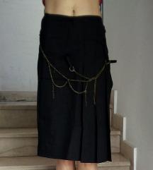 NOVA suknja s lancima