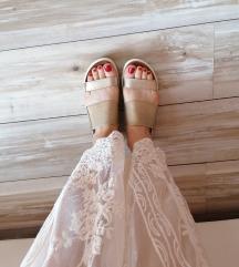 Kožne sandale Inuovo