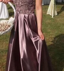 3d duga haljina
