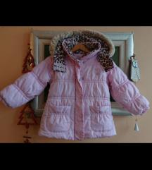 Slatka OshKosh zimska roza jakna za curice br. 92