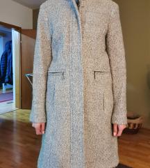 Vero moda sivi kaput L