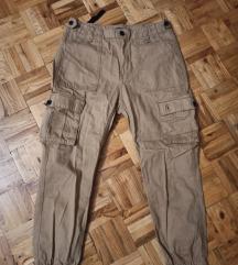 Bershka cargo hlače