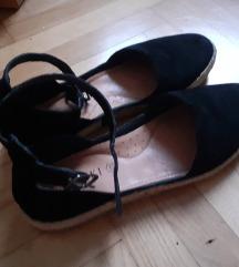 Sandale od brušene kože Lasocki 39/40, novo %