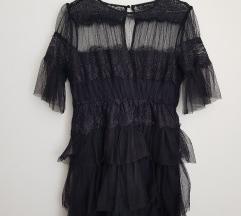 Nova ZARA mesh haljinica