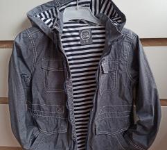 Prijelazna jakna za dječaka 128