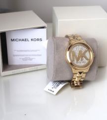 Zlatni novi Michael Kors sat, original