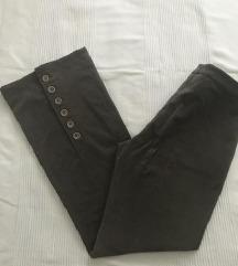 Fine samt hlače,vel.38